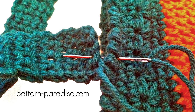 Free Crochet Pattern: Halloween Bags | Pattern Paradise