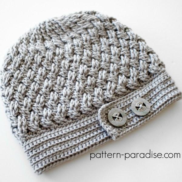 Crochet Pattern: Dream Weaver Hat