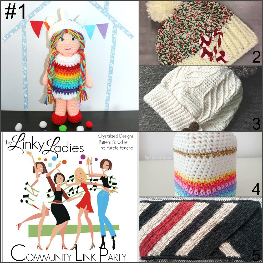 Linky Ladies Community Link Party #84