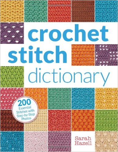 Friday Finds – Crochet Stitch Dictionary