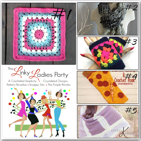 Linky Ladies Community Link Party #94