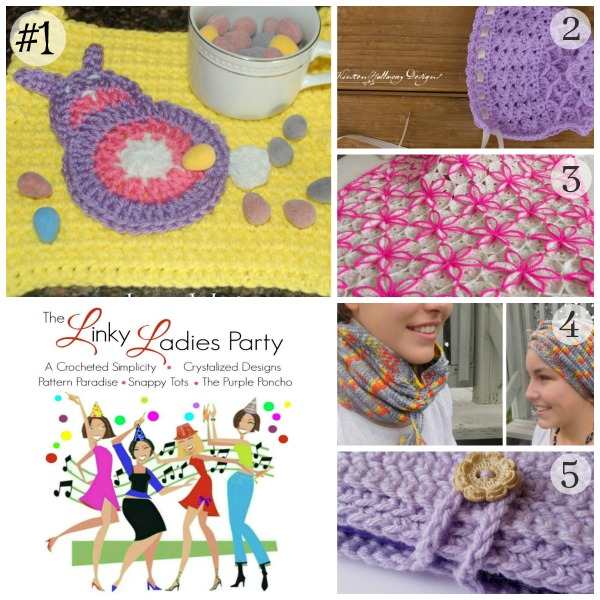 Linky Ladies Community Link Party #97
