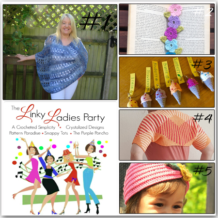 Linky Ladies Community Link Party #109