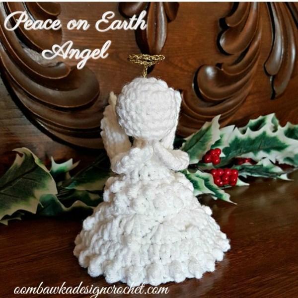 #12WeeksChristmasCAL – Angel