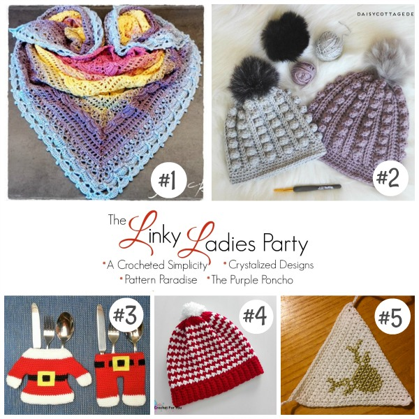 Linky Ladies Community Link Party #123