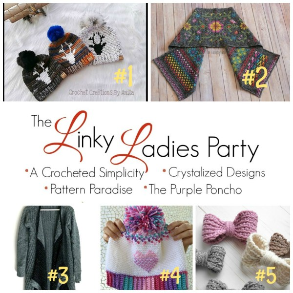 Linky Ladies Community Link Party #125