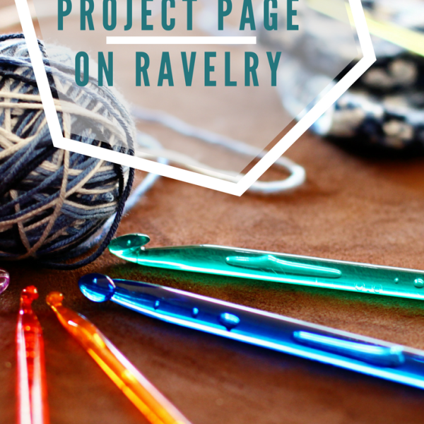 Tutorial: Making a Ravelry Project Page
