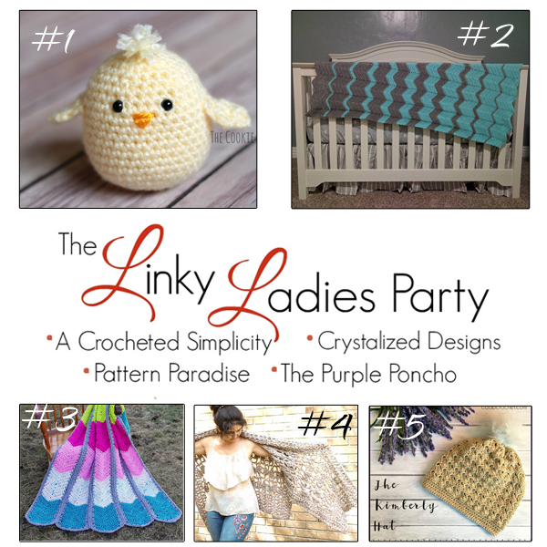 Linky Ladies Community Link Party #128