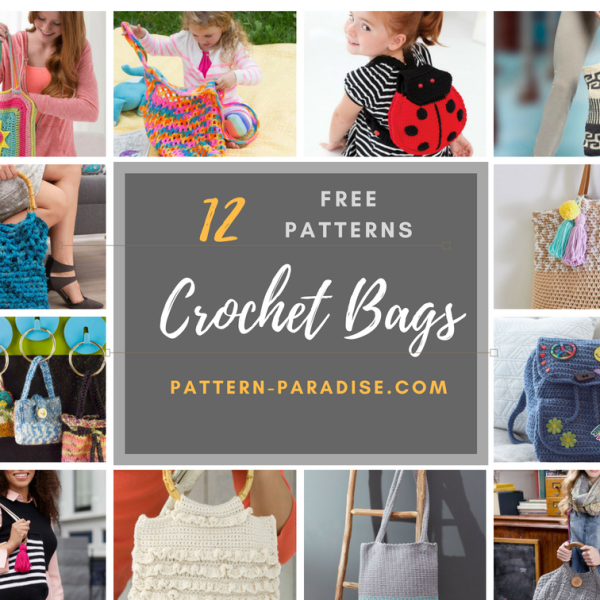 Crochet Finds – Crochet Bags!