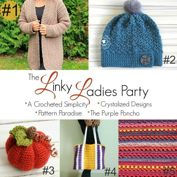 Linky Ladies Community Link Party #142