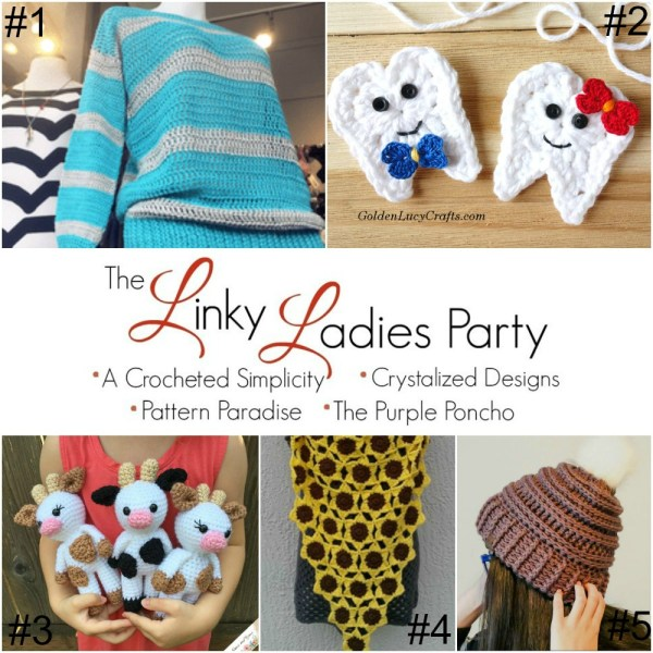 Linky Ladies Community Link Party #141