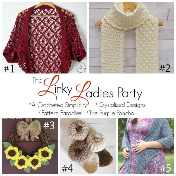Linky Ladies Community Link Party #143