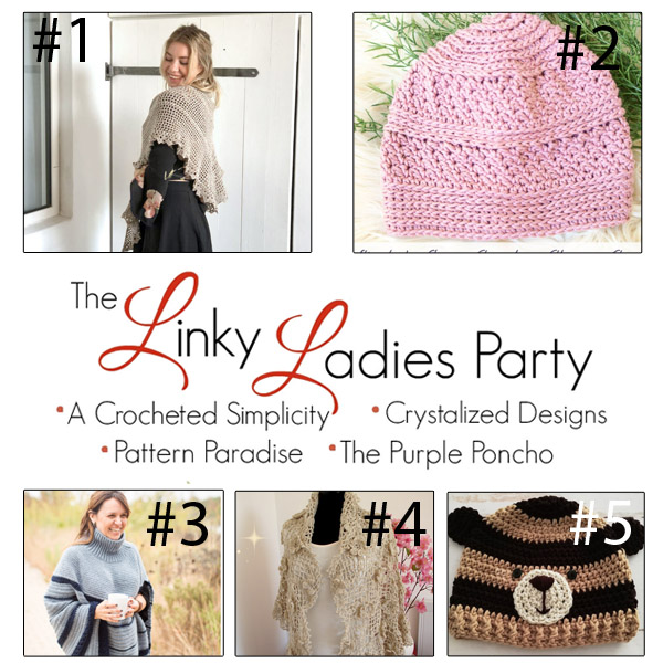 Linky Ladies Community Link Party #144