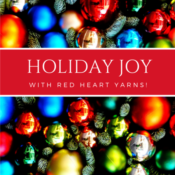 Red Heart Holiday Joy Crochet Fun