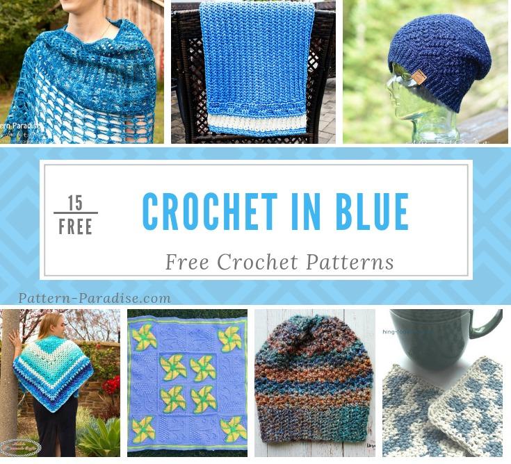 Crochet Finds – Crochet In Blue