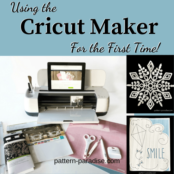 Reviews & Fun Finds – Using the Cricut Maker!