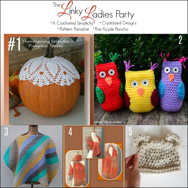 Linky Ladies Community Link Party #146