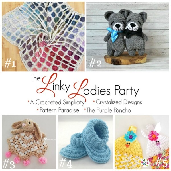 Linky Ladies Community Link Party #155