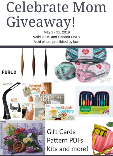 Celebrate Mom Giveaway
