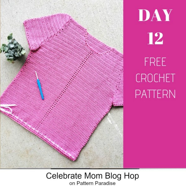2019 Celebrate Mom Blog Hop – Day 12 Ribbon Tee