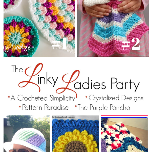 Linky Ladies Community Link Party #162