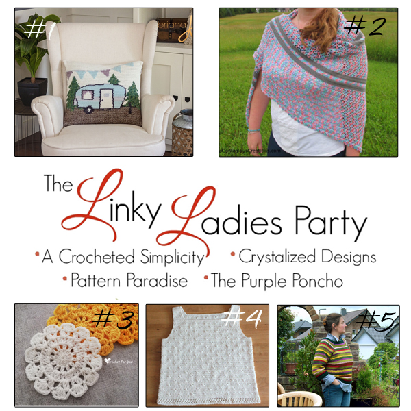 Linky Ladies Community Link Party #164