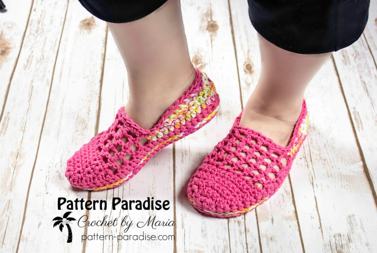 jelly slippers pattern