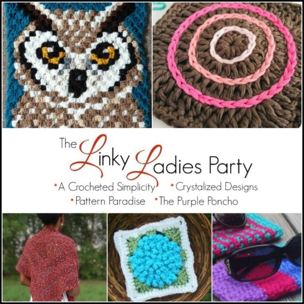 Linky Ladies Community Link Party #166