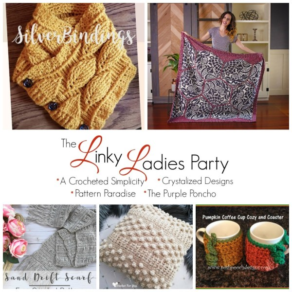 Linky Ladies Community Link Party #167