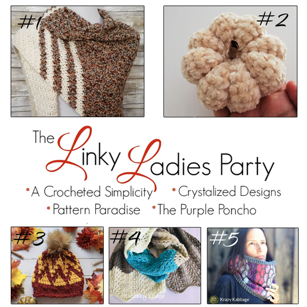 Linky Ladies Community Link Party #168