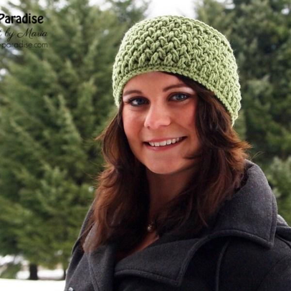 Free Crochet Pattern: Wide Criss Cross Headband