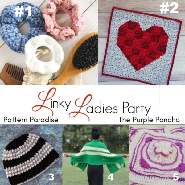 Linky Ladies Community Link Party #177