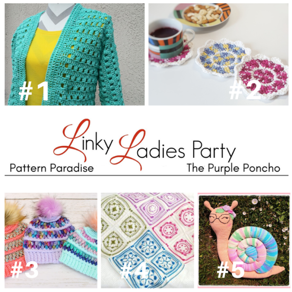 Linky Ladies Community Link Party #179