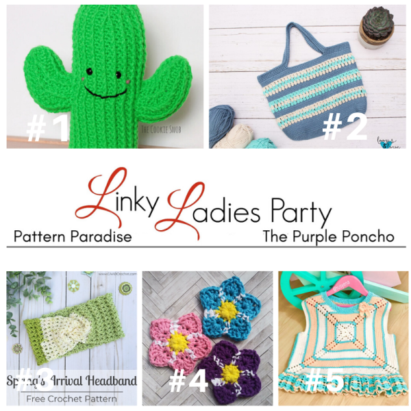 Linky Ladies Community Link Party #185