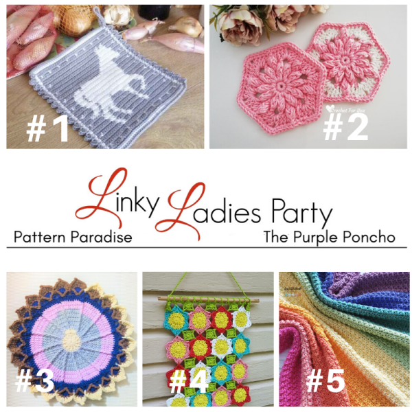 Linky Ladies Community Link Party #187