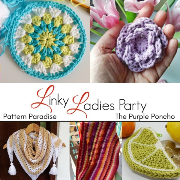 Linky Ladies Community Link Party #186