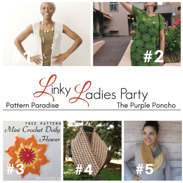 Linky Ladies Community Link Party #193