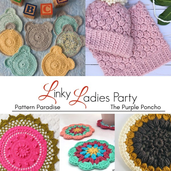 Linky Ladies Community Link Party #202
