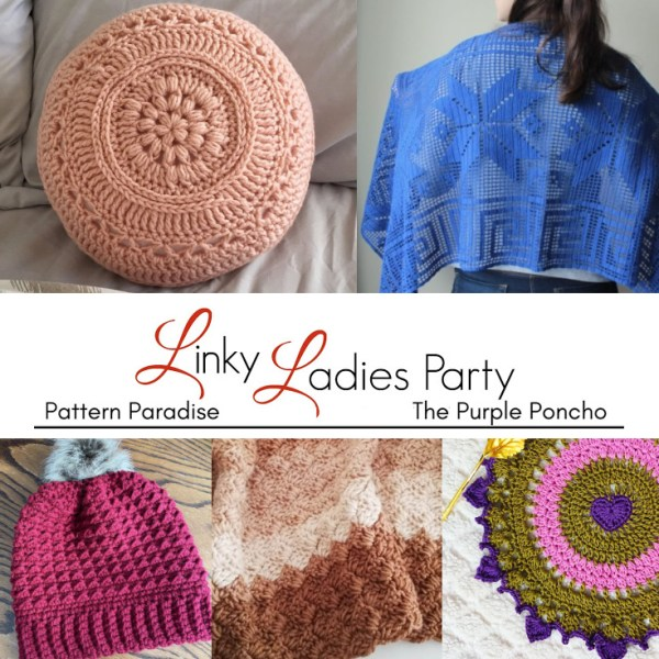 Linky Ladies Community Link Party #206