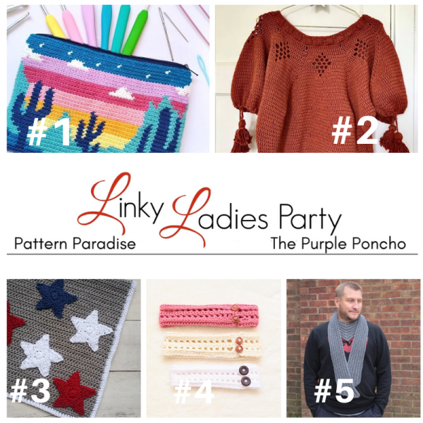Linky Ladies Community Link Party #215