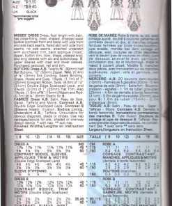 Butterick 4501 Z 1