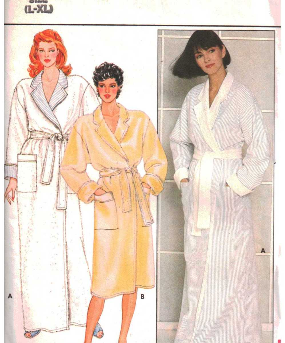 Robe Sewing Pattern Awesome Inspiration Design