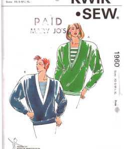 Kwik Sew 1960 Y