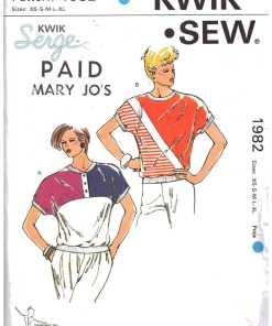 Kwik Sew 1982 Y