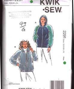 Kwik Sew 2291