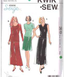 Kwik Sew 2619