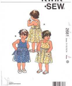 Kwik Sew 2681