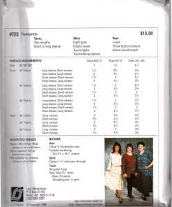 L J Designs 723 1