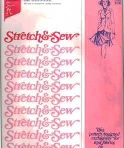 Stretch Sew 1025