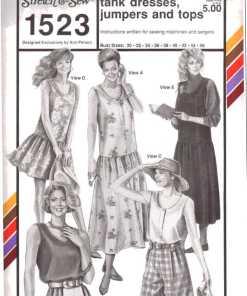 Stretch Sew 1523